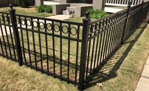 Ornamental Metal Fence in Atlanta GA